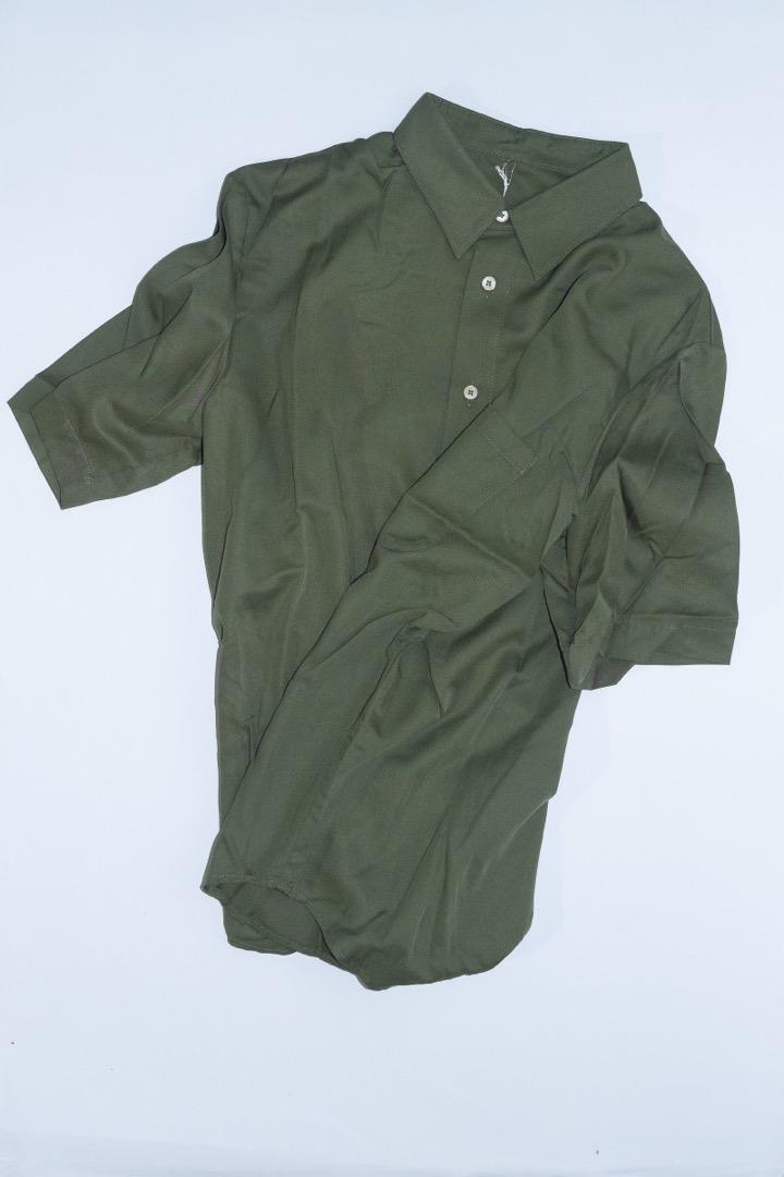 Banepa Shirt - Olive - 1