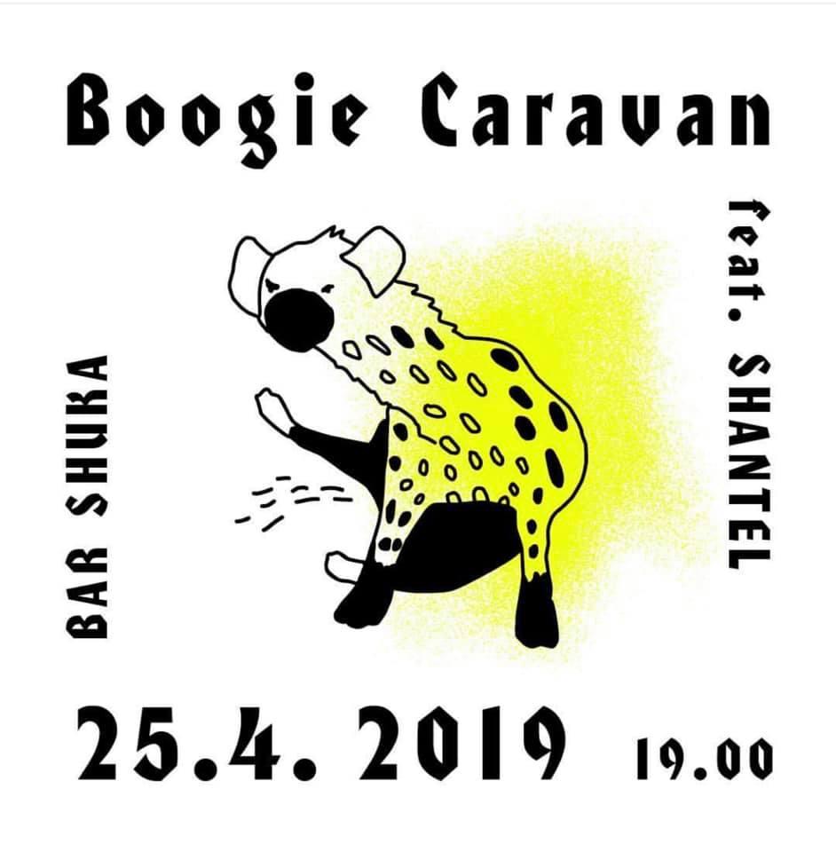 Boogie Caravan T-Shirt 4