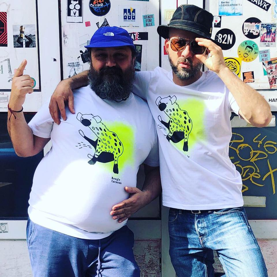 Boogie Caravan T-Shirt - 1