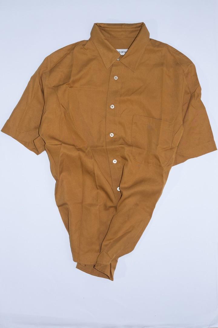 Banepa Shirt - Ochre - 1