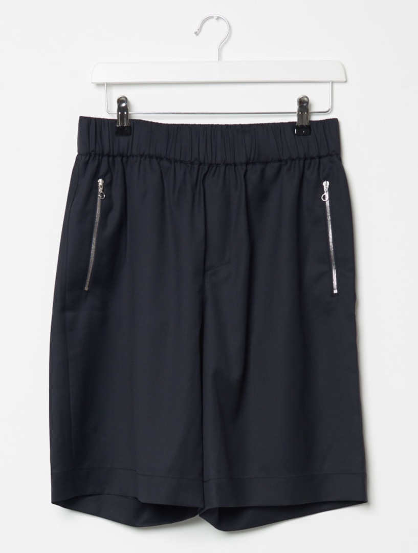 Aces Shorts - Navy - 1