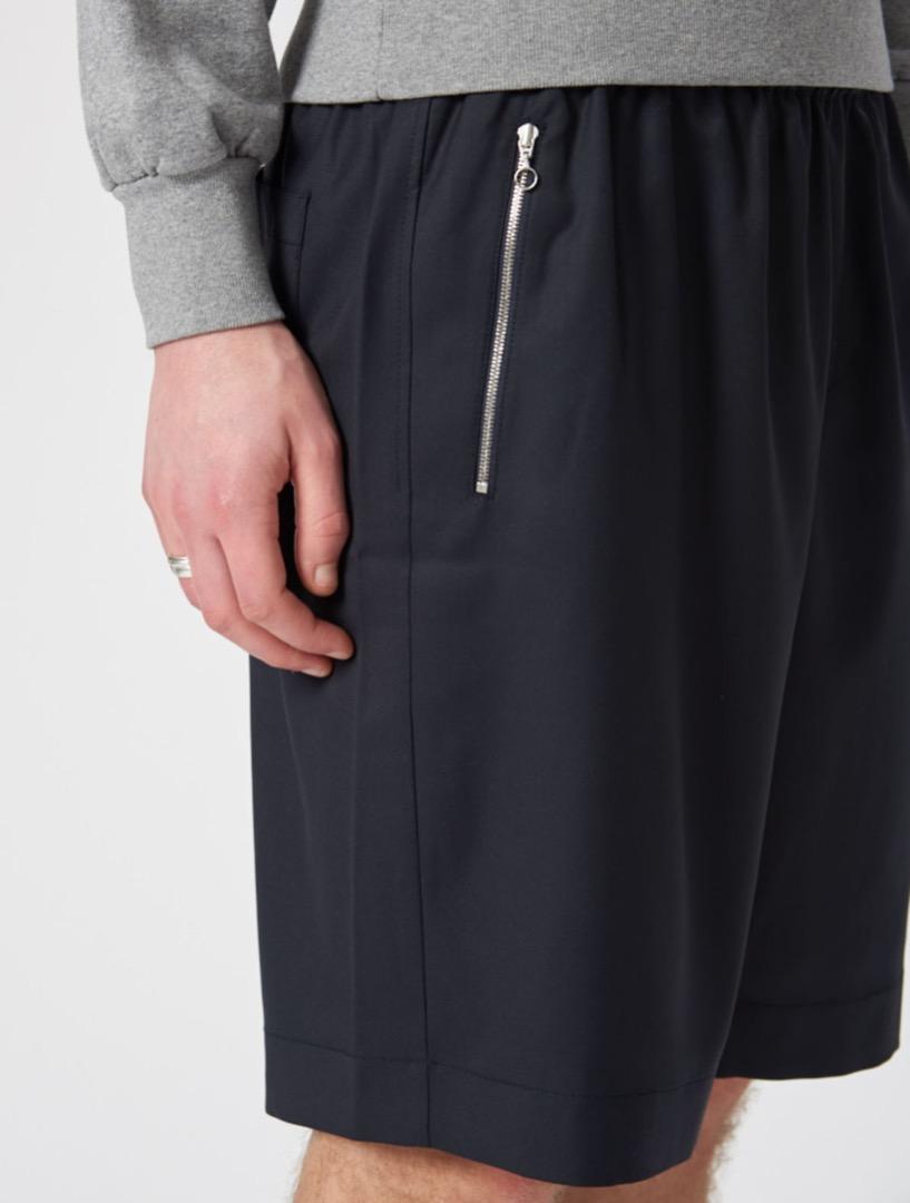 Aces Shorts - Navy 2