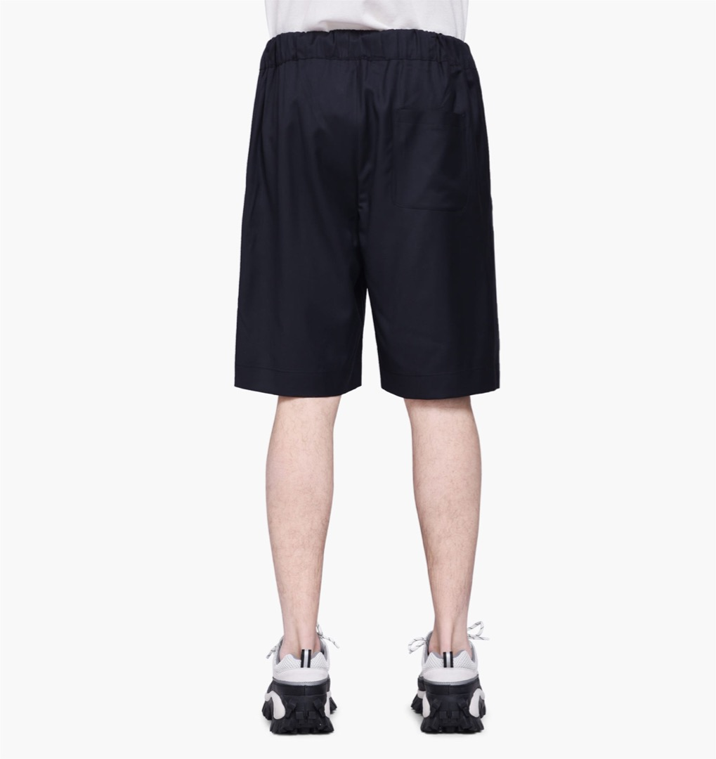 Aces Shorts - Navy 3