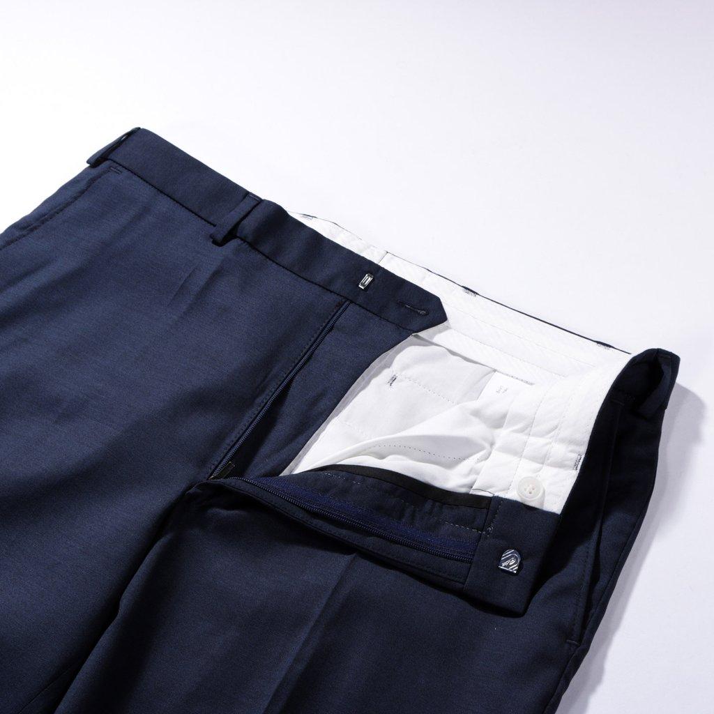 Classy Tailored Trousers - Marine 2