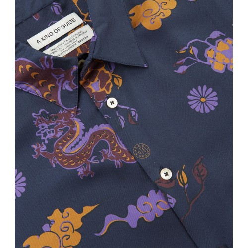Dharan Shirt - Silky Dragon - 2