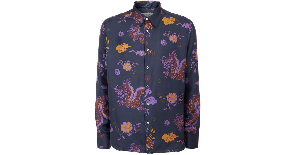 Dharan Shirt - Silky Dragon 4