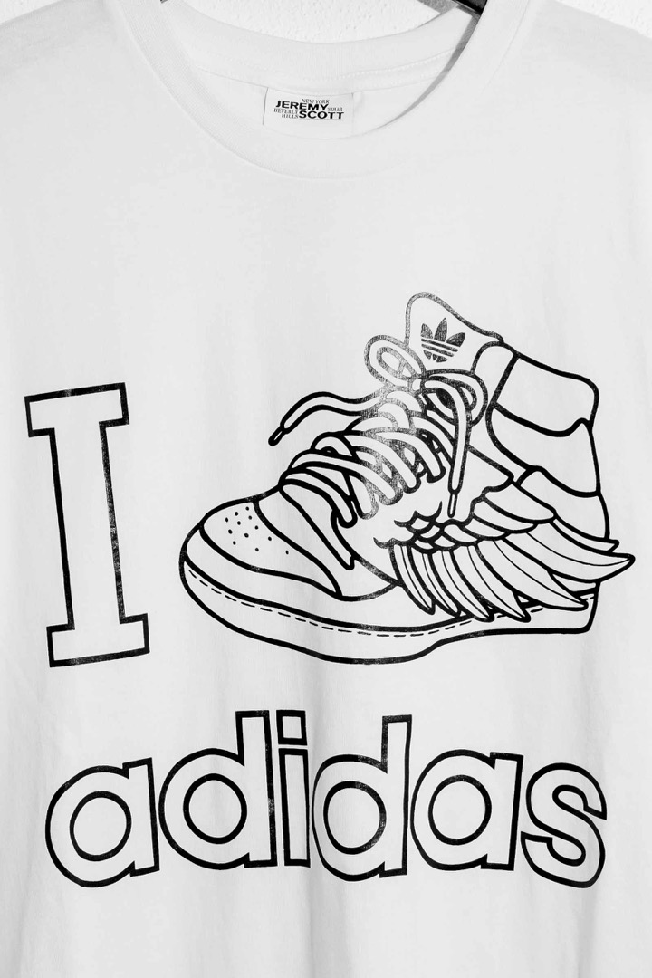 T-Shirt Jeremy Scott 2