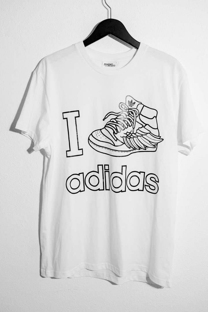 T-Shirt Jeremy Scott