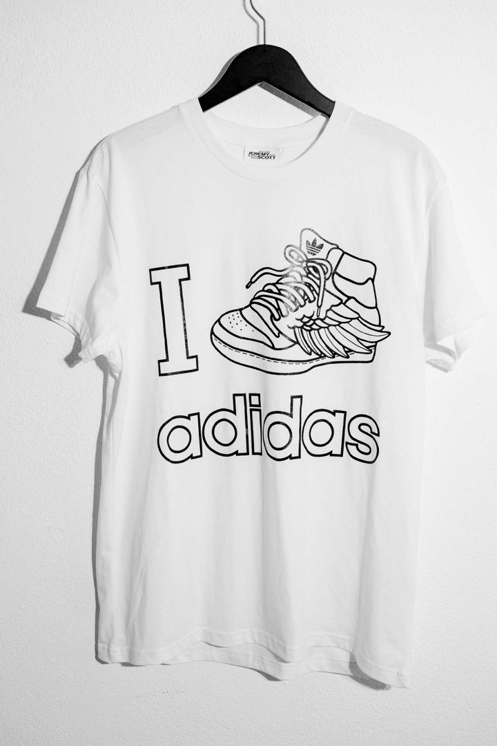 T-Shirt Jeremy Scott