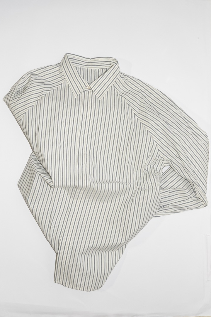 Lahan Shirt - Classy Stripes - 1