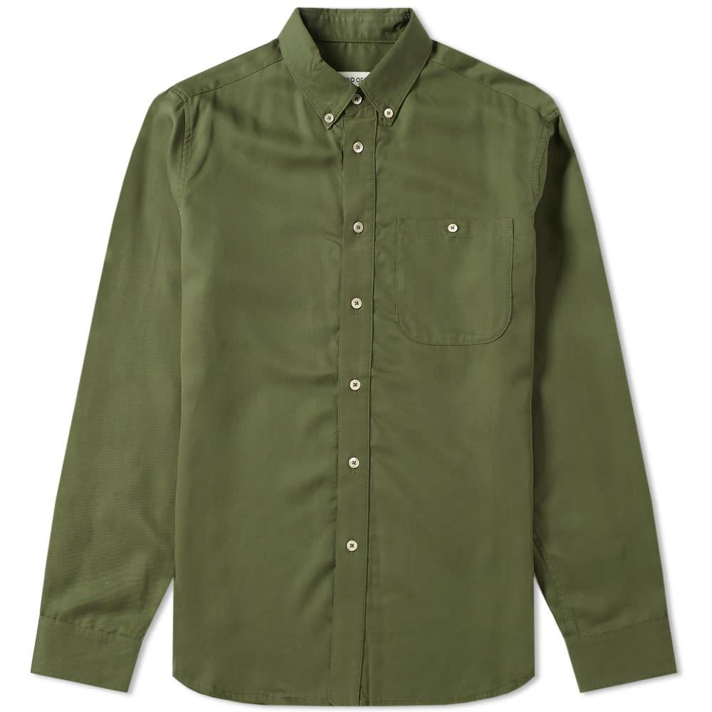 Narayan Shirt - Olive - 2