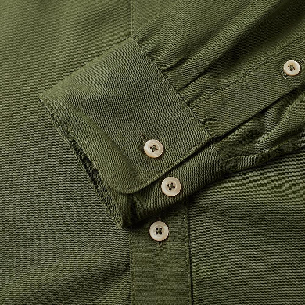 Narayan Shirt - Olive - 3