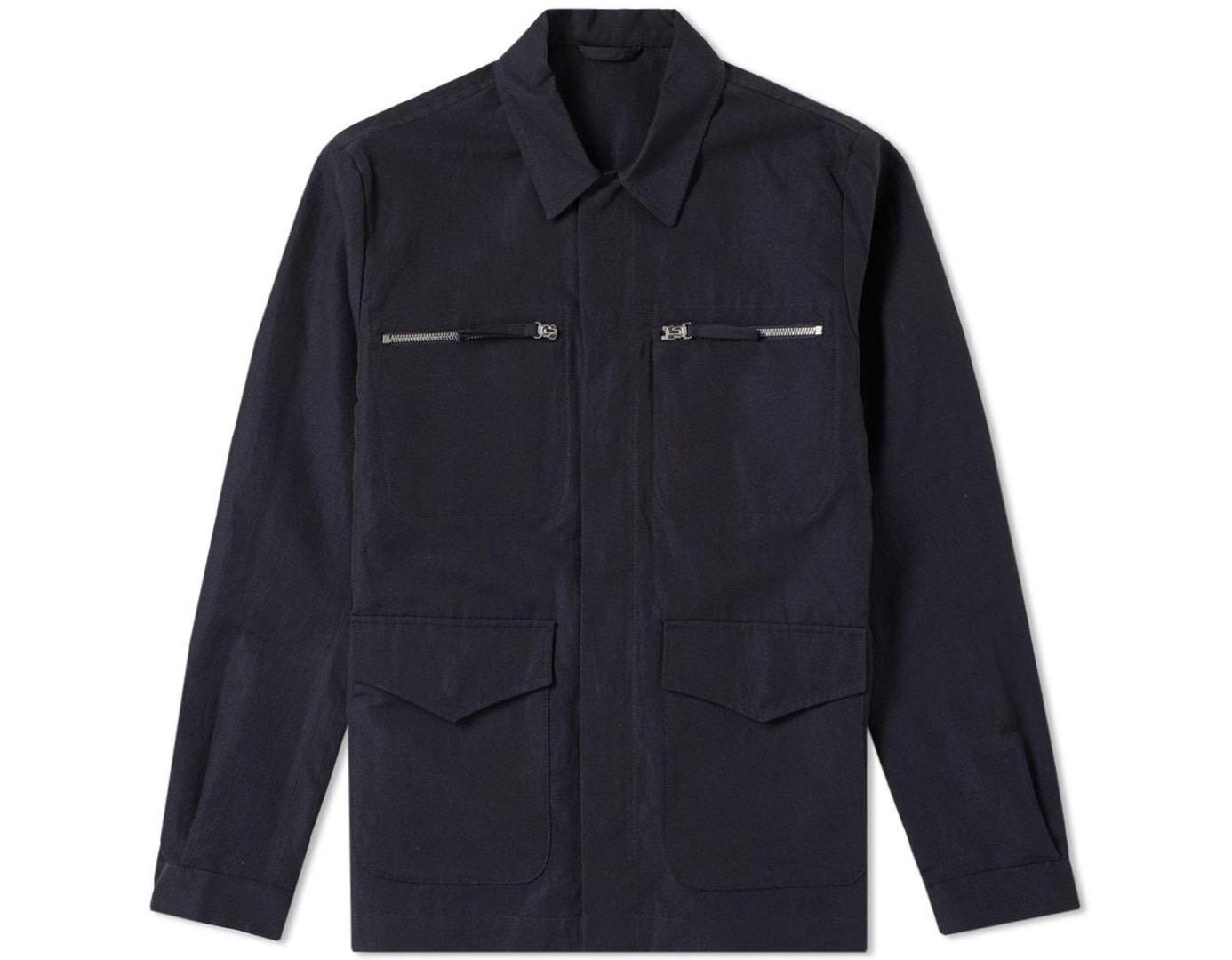 Nellis Jacket - Navy 2