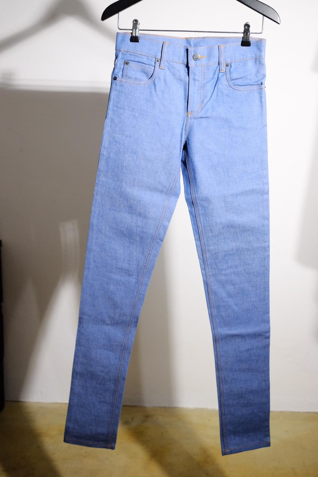 Tight Medium Denim Wash - 1