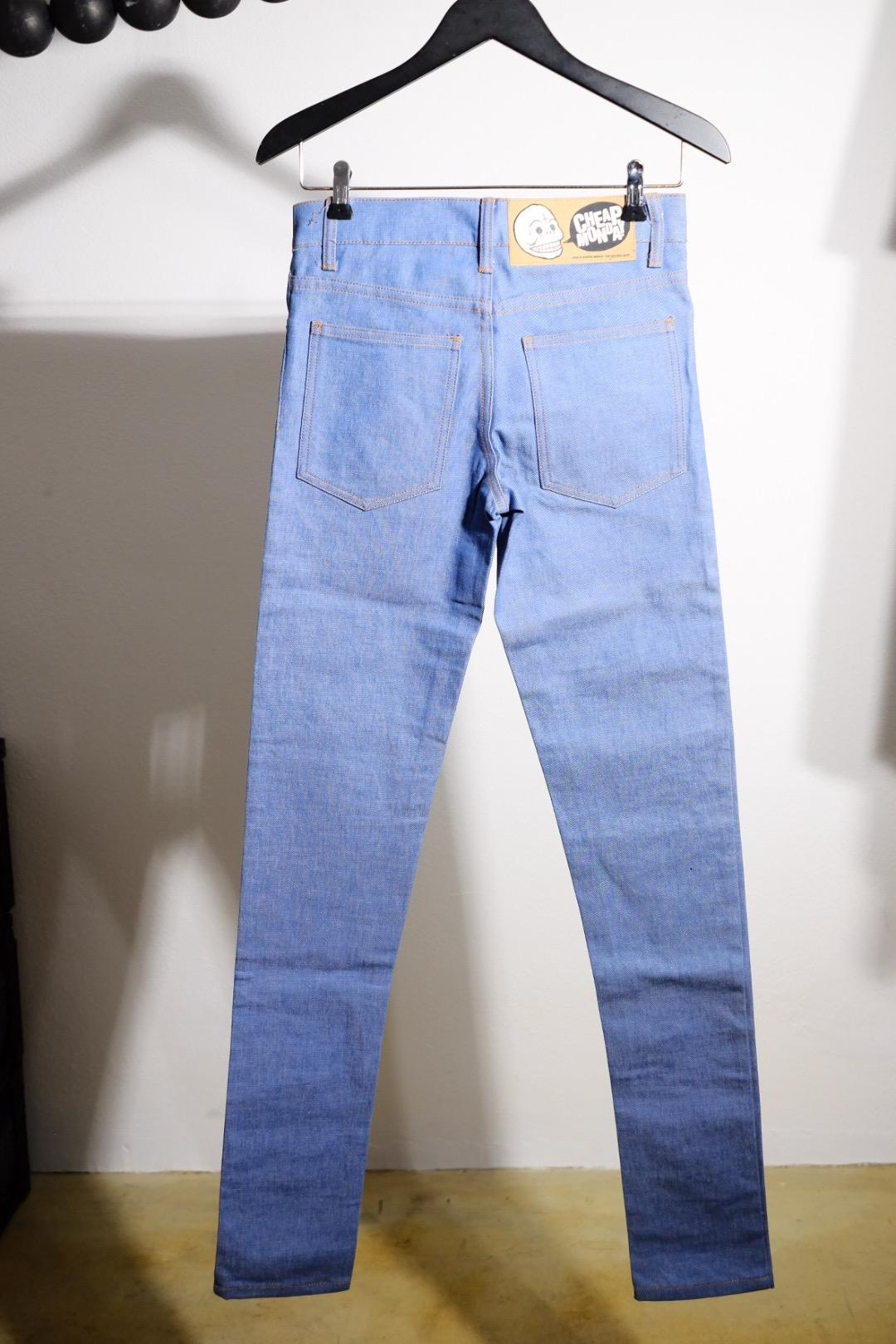 Tight Medium Denim Wash 2