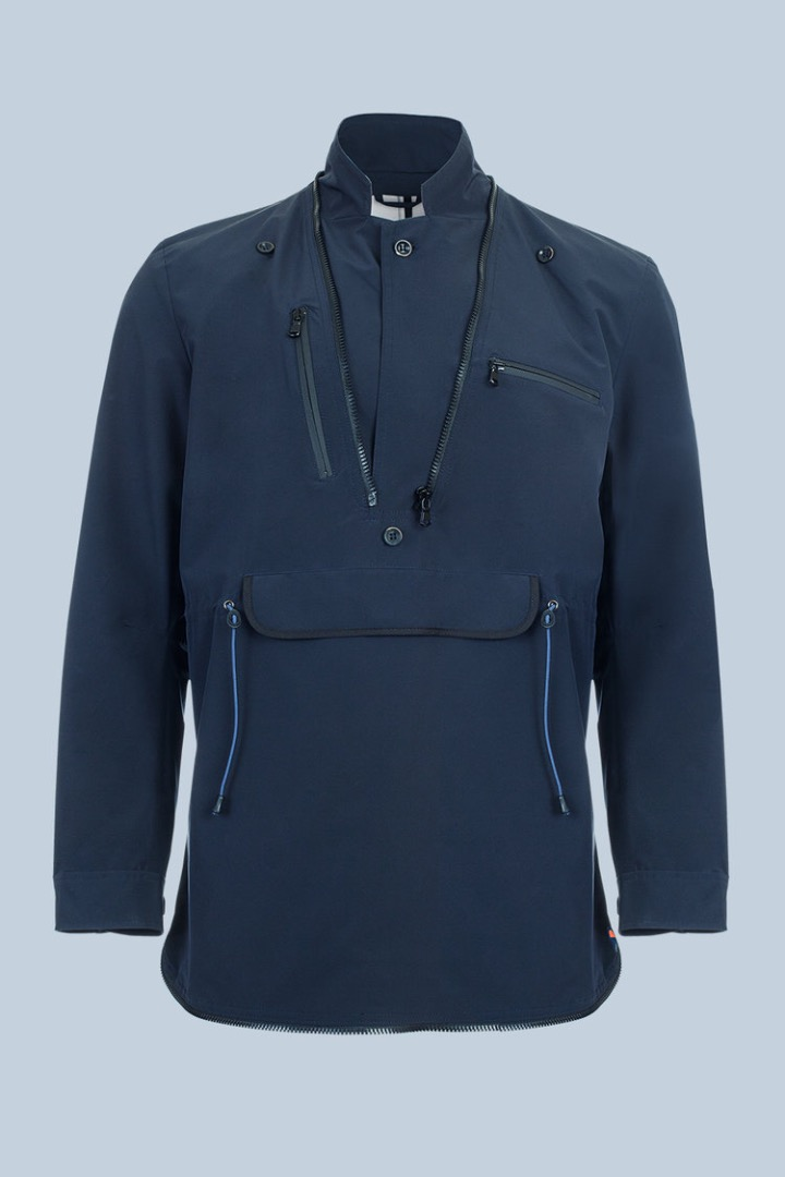 Pioneer Windbreaker - Navy Blue 2
