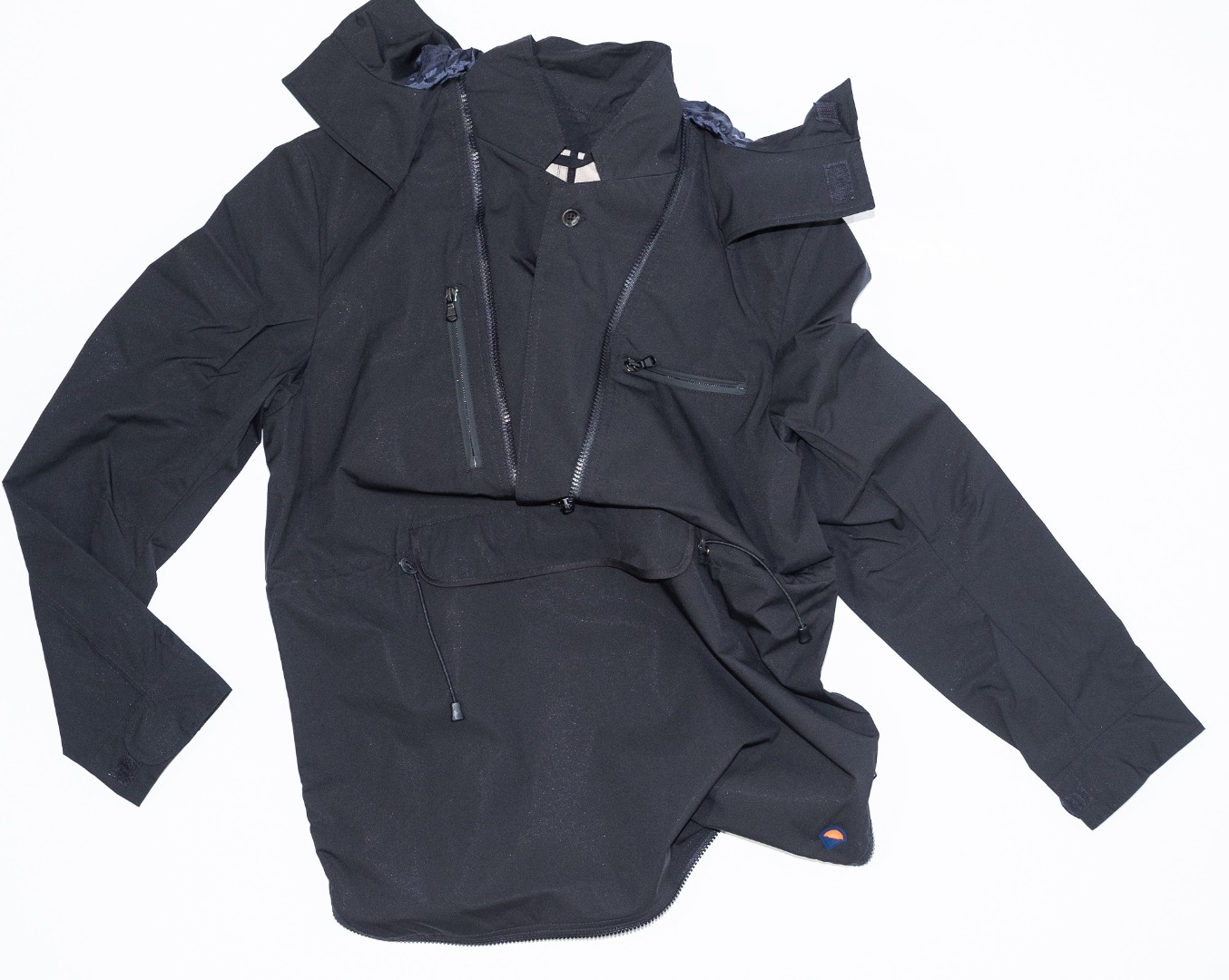 Pioneer Windbreaker - Black - 1