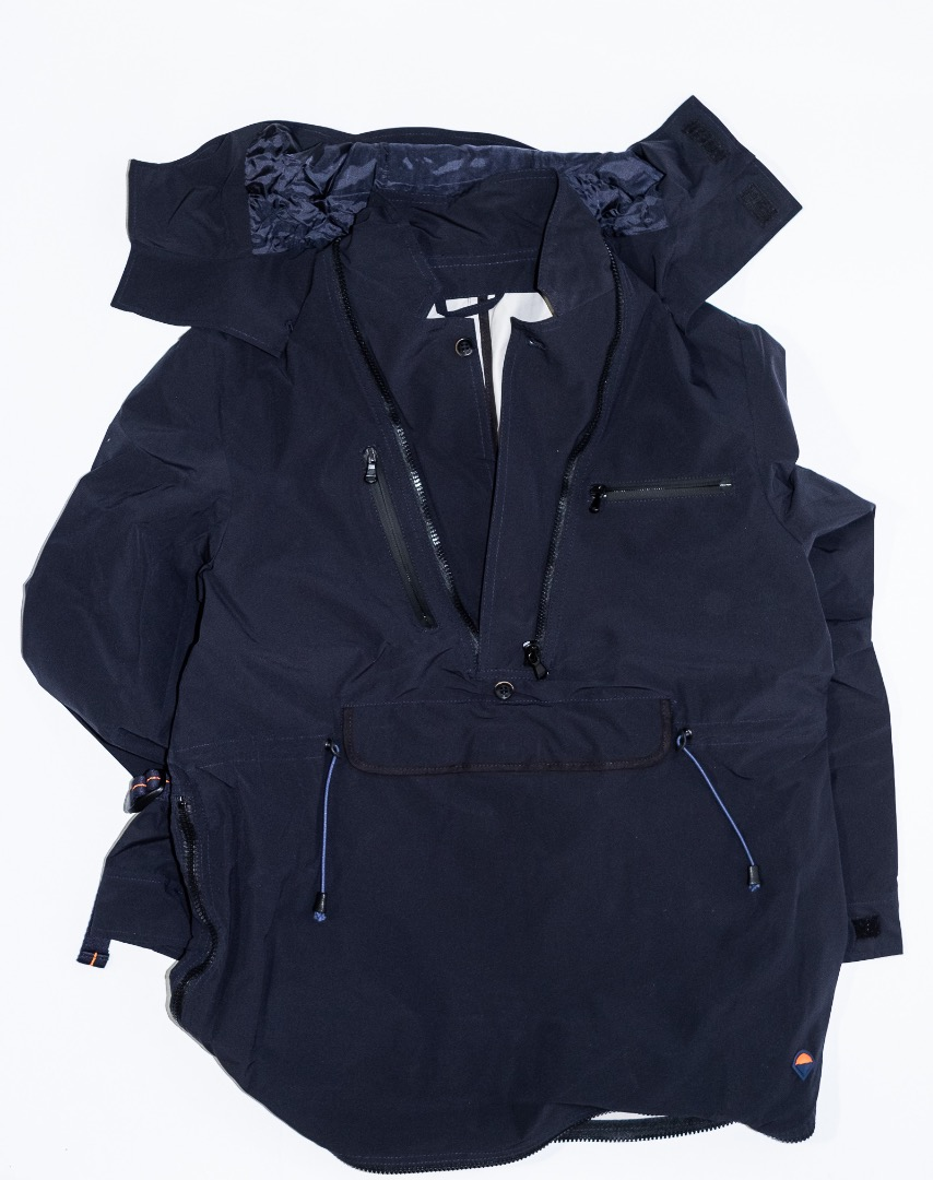 Pioneer Windbreaker - Navy Blue