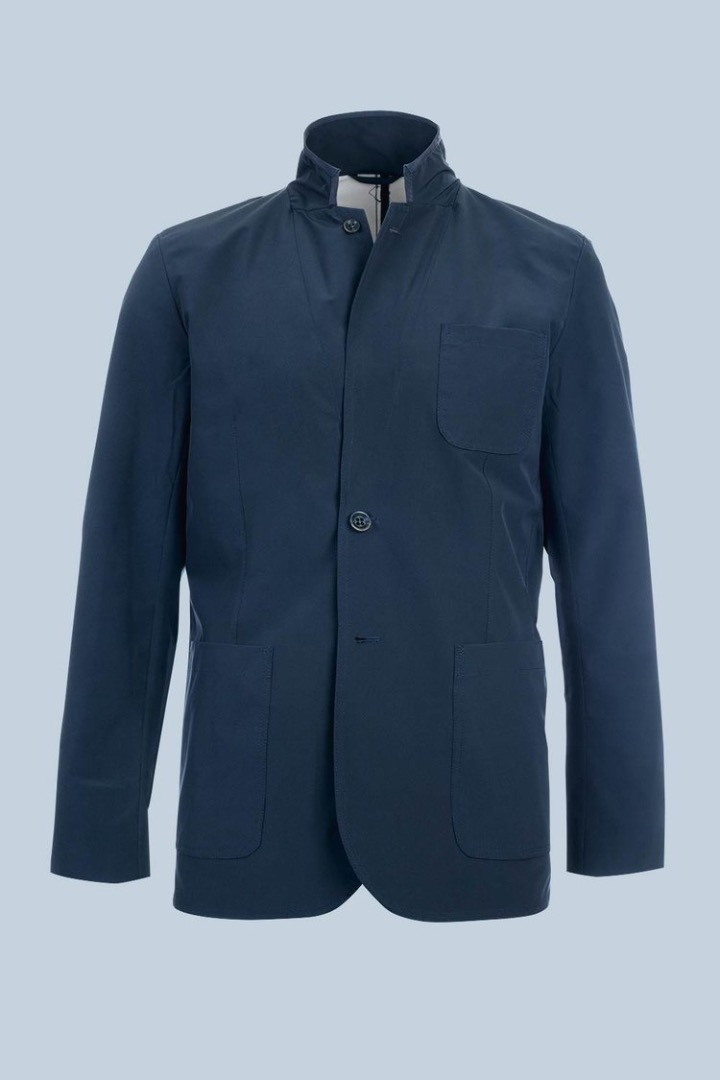 Pocketparachute Blazer - Navy Blue 2