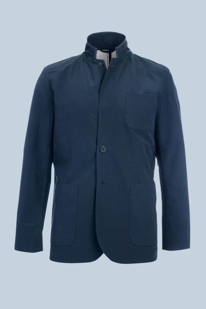 Pocketparachute Blazer - Navy Blue 2