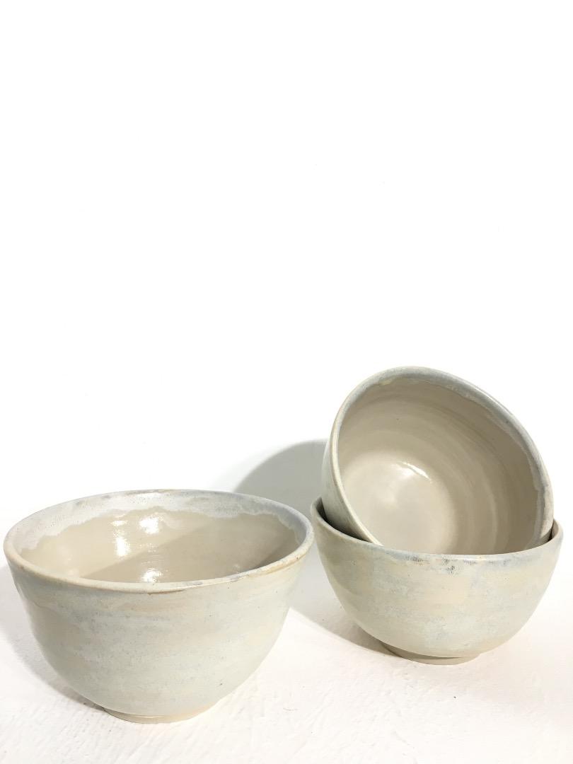 Bowl 12 cm - Cream - 1