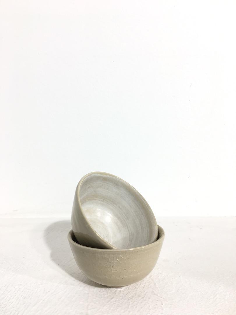 Bowl 9 cm - Cream