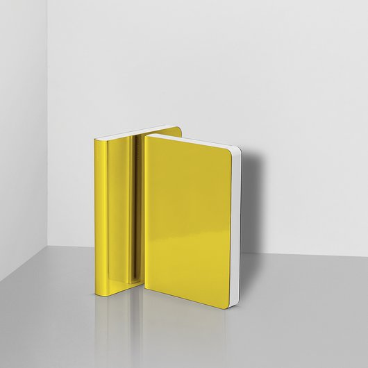 Shiny Starlet Yellow - Notebook S - 1