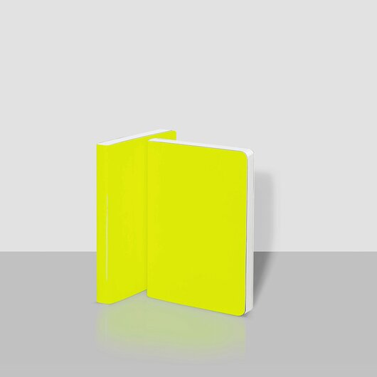 Candy Neon Yellow - Notebook S