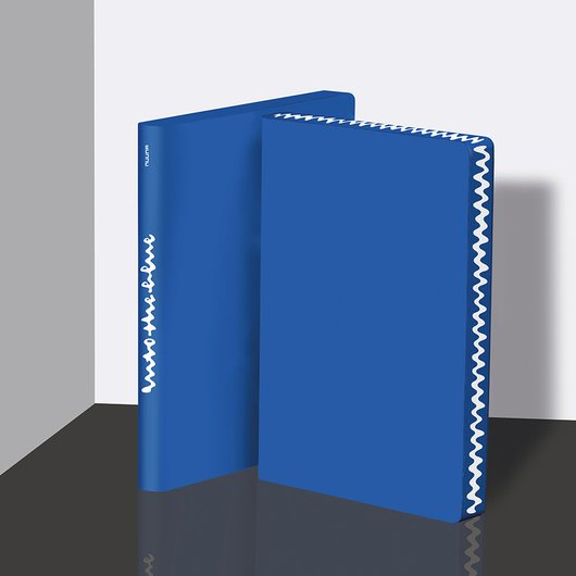 Into The Blue - Notebook L - 1