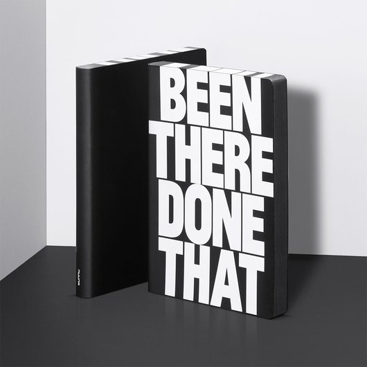 Been There Done That Notebook L - 1