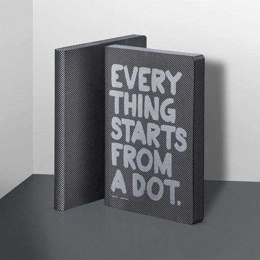 Everything Starts From Dot Notebook L - 1