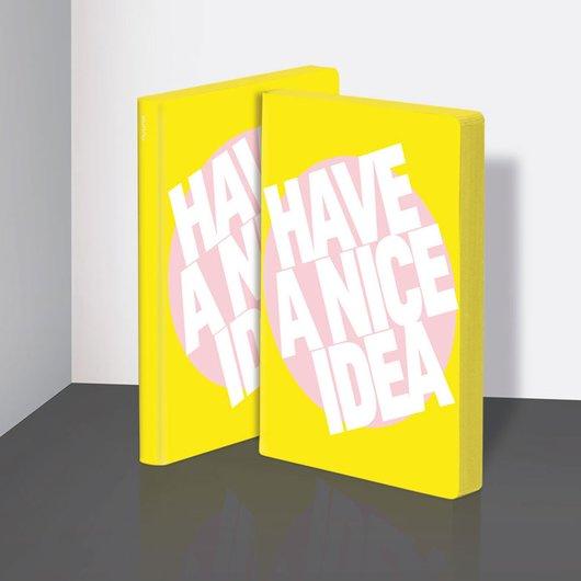 Have A Nice Idea - Notebook