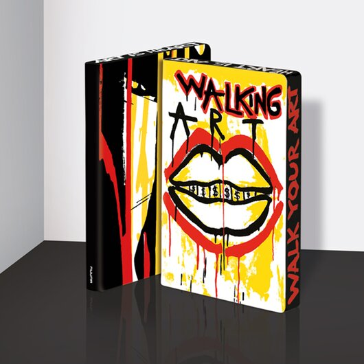 Walking Art - Notebook L