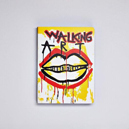 Walking Art - Notebook L - 3
