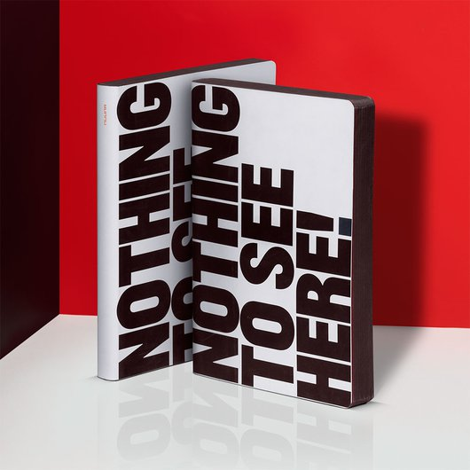 Nothing To See Here Notebook L