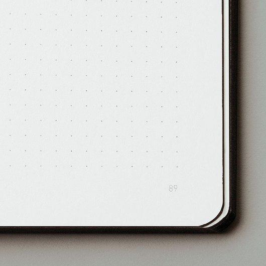 Voyager Black - Notebook M - 2