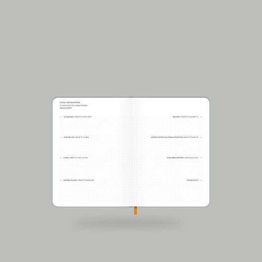 Weekly Diary 2020 Shiny Silver S - 11