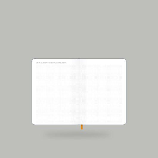 Weekly Diary 2020 Shiny Silver S - 3
