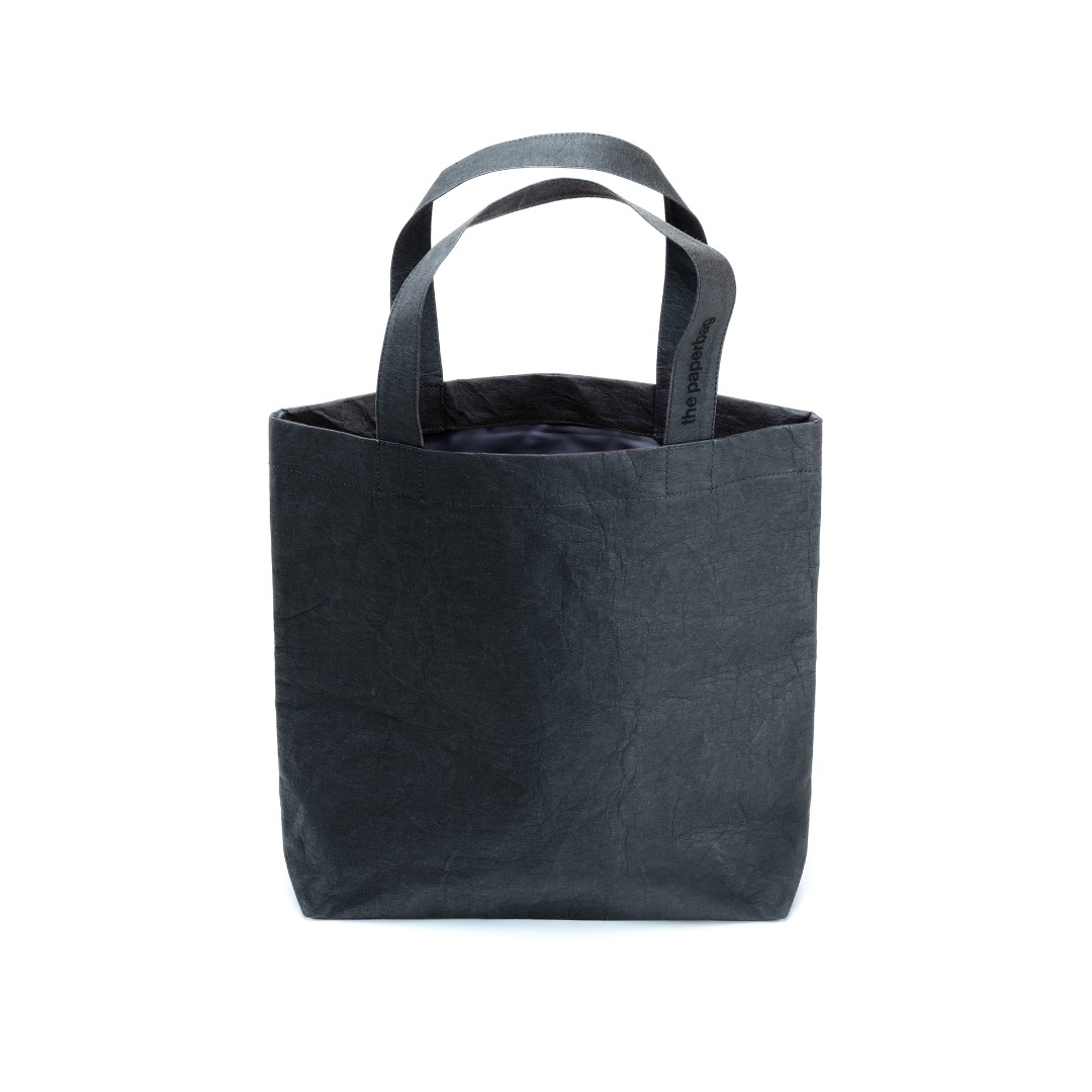 Paperbag NO 01 - Black | Black - 1