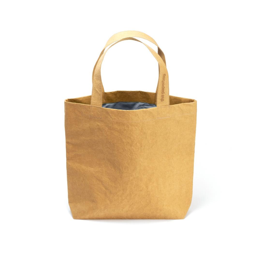 Paperbag NO 01 - Brown | Grey - 1