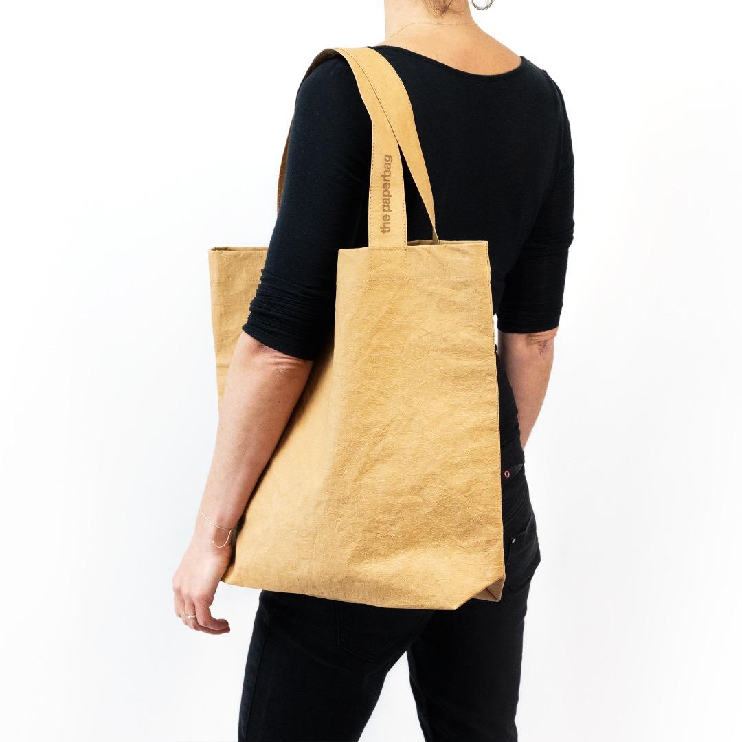 Paperbag NO 01 - Brown | Grey - 3