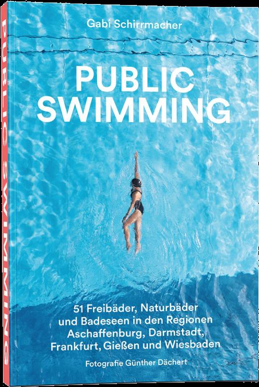 Public Swimming - Der Erste Freibadführer - 1