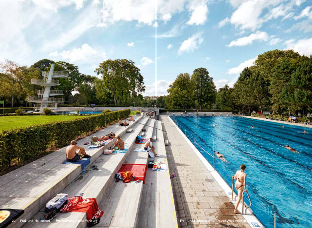 Public Swimming - Der Erste Freibadführer