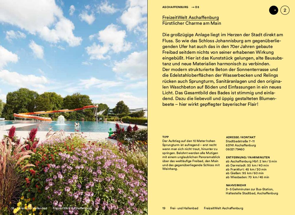 Public Swimming - Der Erste Freibadführer - 2