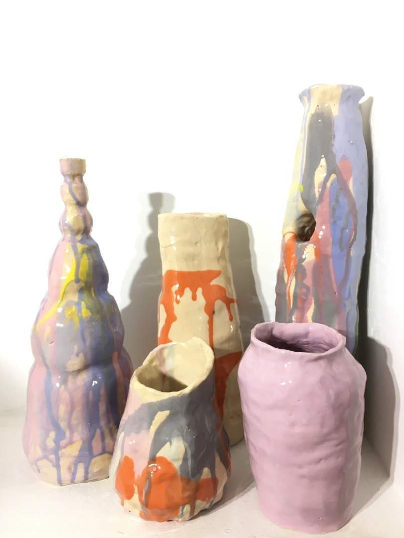 Vase 1 - 4