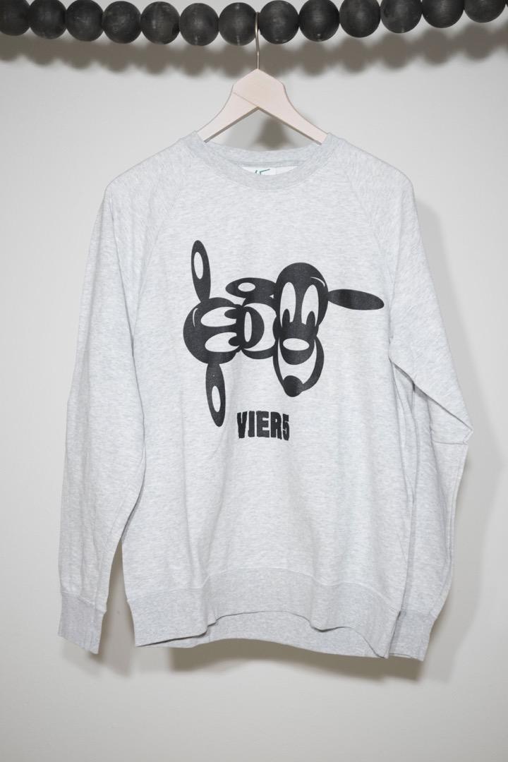 V5 Sweaty Zoo Gang heather grey - 2