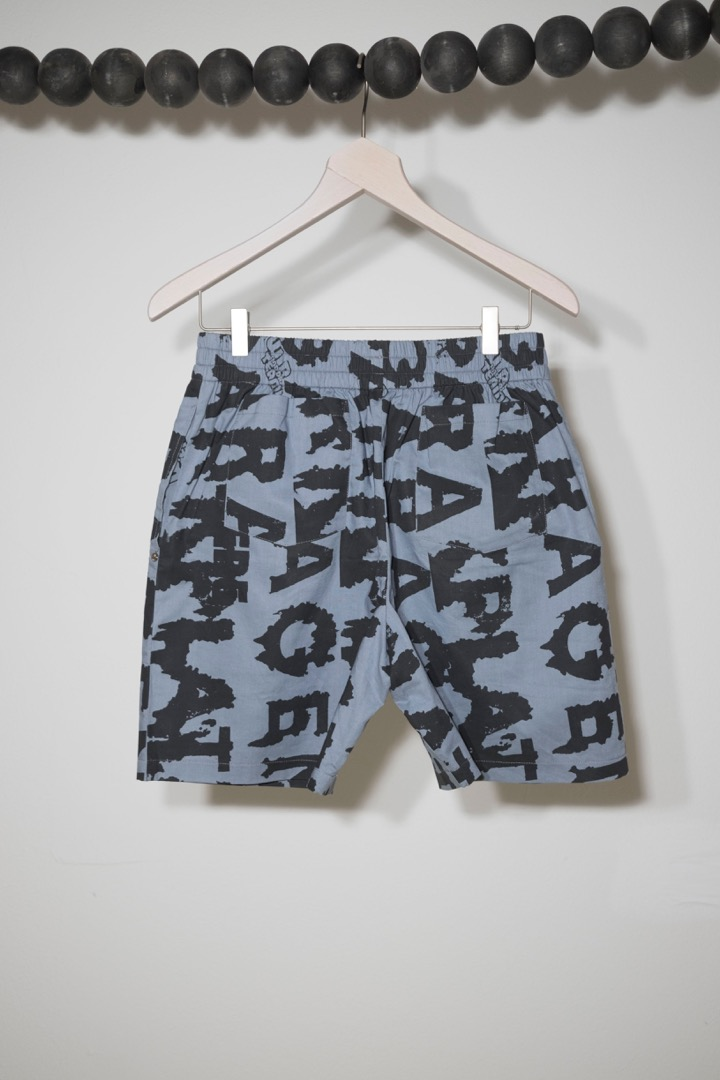V5 Parking Shorts grey - 1