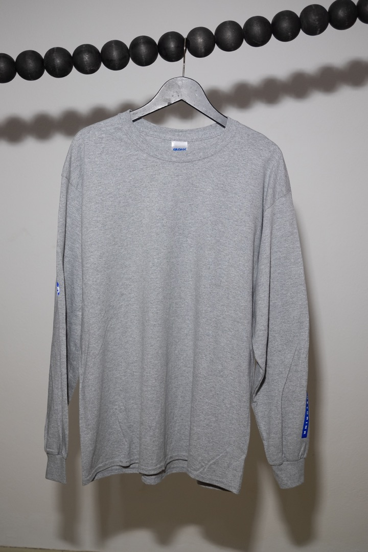 HWSD Longsleeve Grey