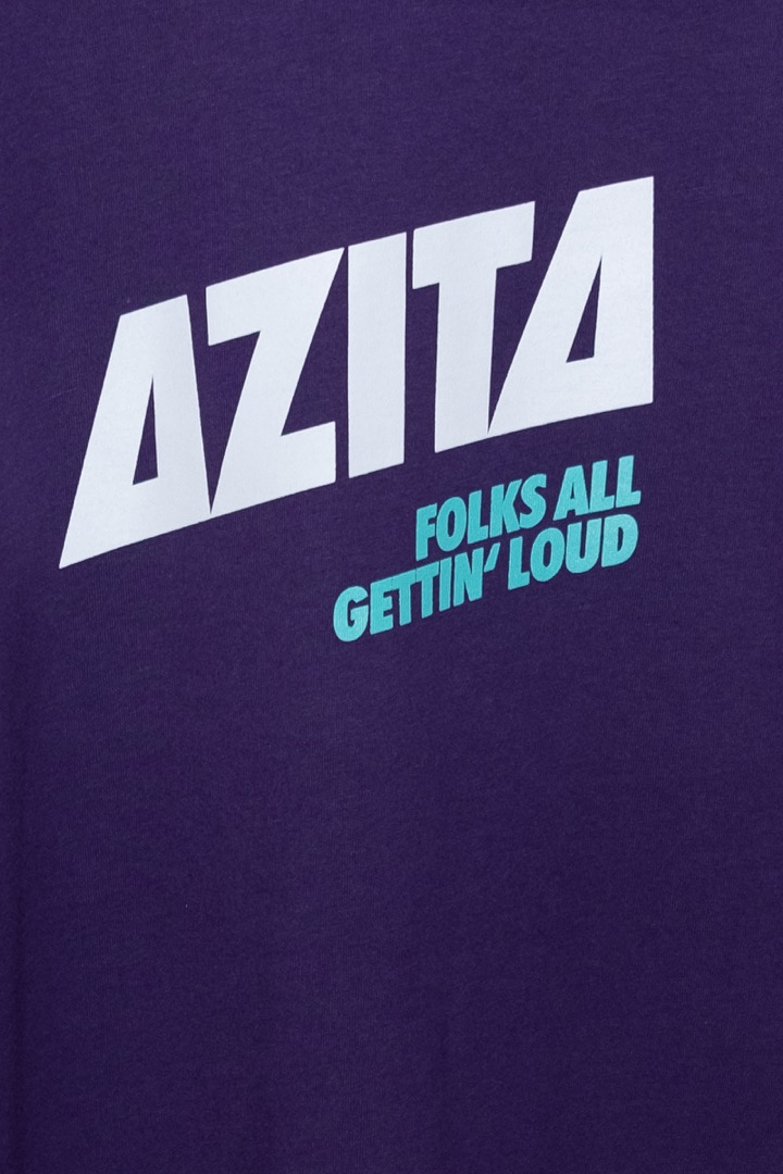 Folks All Gettin Loud Purple - 2