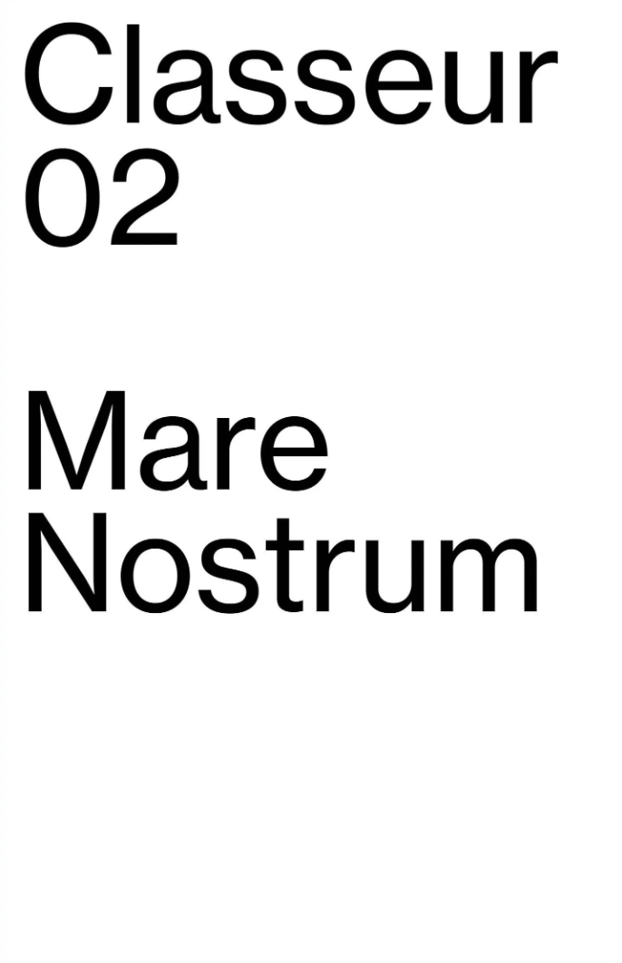 Classeur 02 Mare Nostrum - Cosa